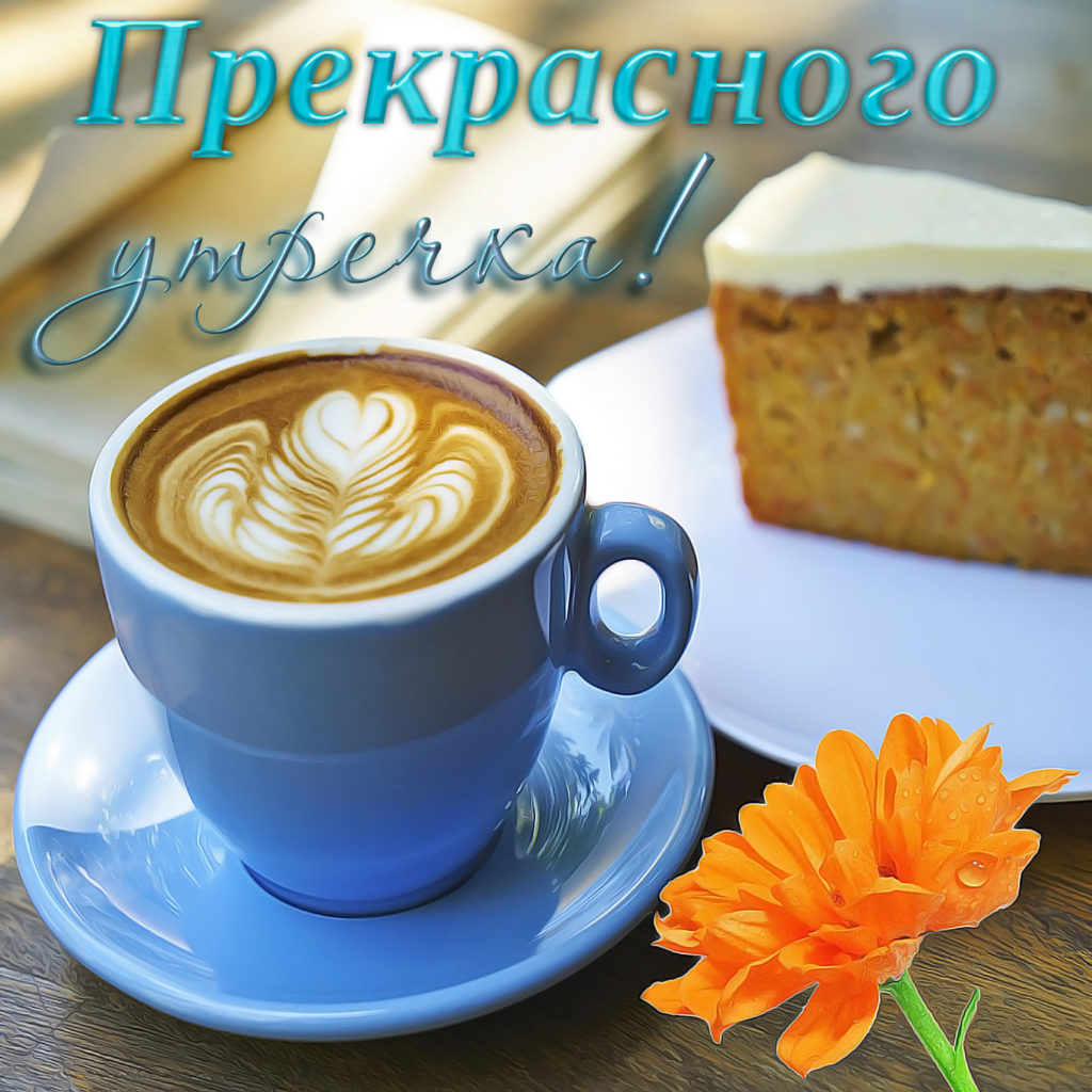 Фото картинки, открытки доброго утречка и хорошего денька